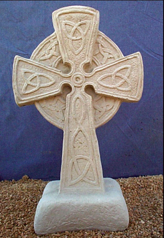Harper S Statuary Amp Water Gardens Sm Celtic Cross