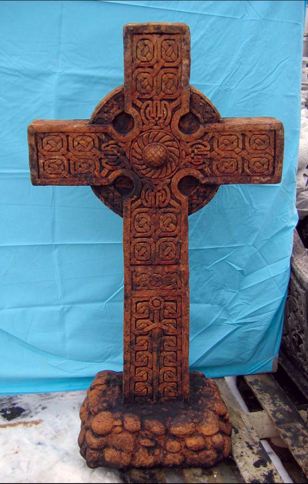 Harper S Statuary Amp Water Gardens X Lrg Celtic Cross